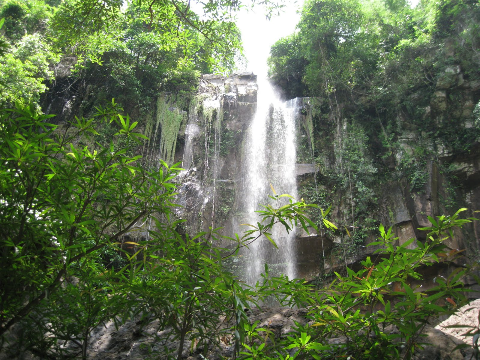 Excursion in Chambok ecotourism site and waterfall
