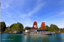 Halong Bay - OverNight on Bhaya Cruise 3 days 2 nights
