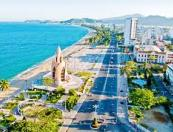 Ho Chi Minh - Nha Trang beach