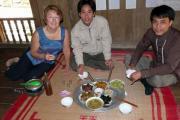 Vietnam Travel, group Chantal Blancand