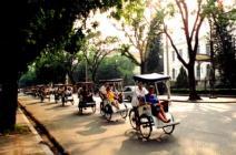 Hanoi cyclo tour