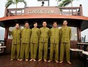 Hanoi - Halong Bay - Overnight on Classic sail 3 days 2 nights
