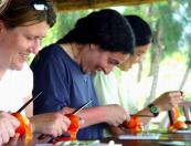 Cooking class at Van Giang village - Hanoi