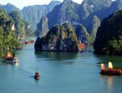 Vietnam multi - advanture