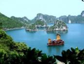 Hanoi - Halong - Overnight On Elizabeth Cruise