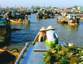 Ho Chi Minh City tour - My Tho - Ben Tre - Can Tho - Cai Rang