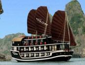 Hanoi - Halong Bay - Overnight on Paloma cruise (3 days 2 nights)