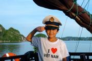 Vietnam Travel, group Tranape & Guibaud