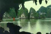 virgin cave Halong bay